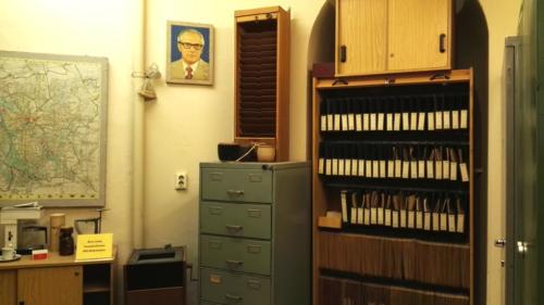 Ein Büro