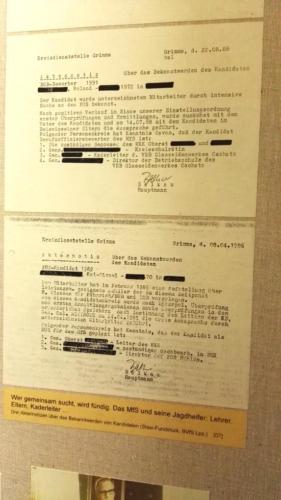 erstaunliche Dokumente