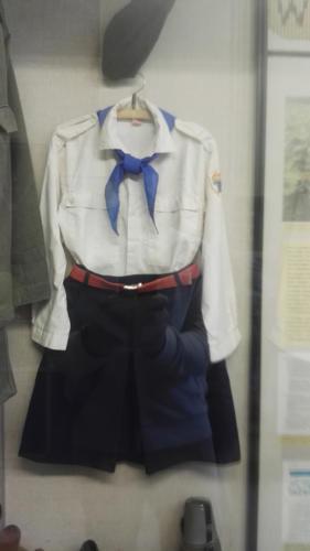 Pionier-Uniform